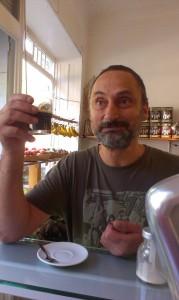 erster Espresso