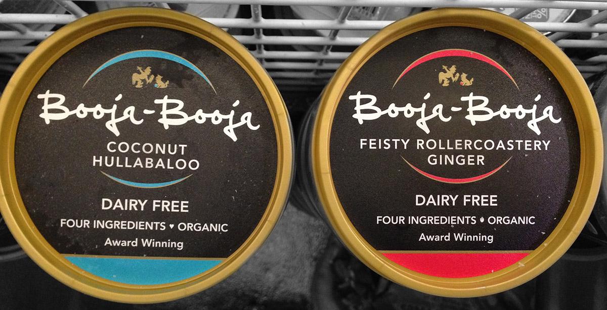 Booja-Booja-Eis