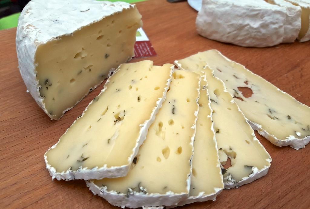 Weinabend Bärlauch-Brie